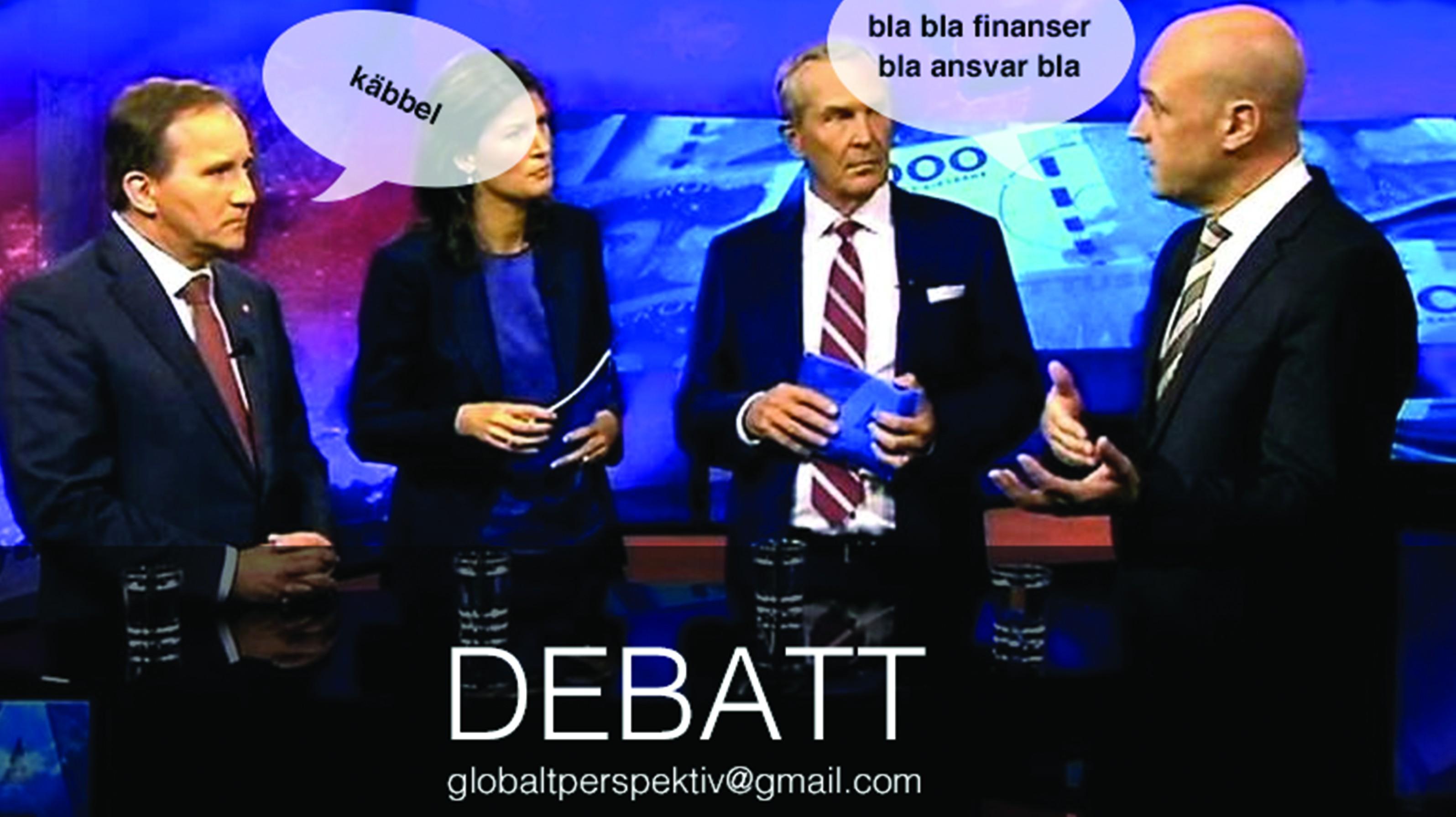 Skicka in en debattartikel till globaltperspektiv.se!