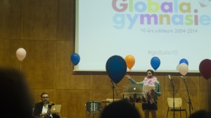 Globalas tioårsjubileum