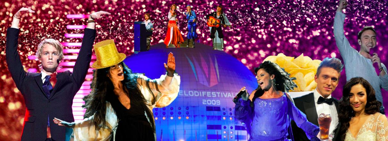Inför Melodifestivalen
