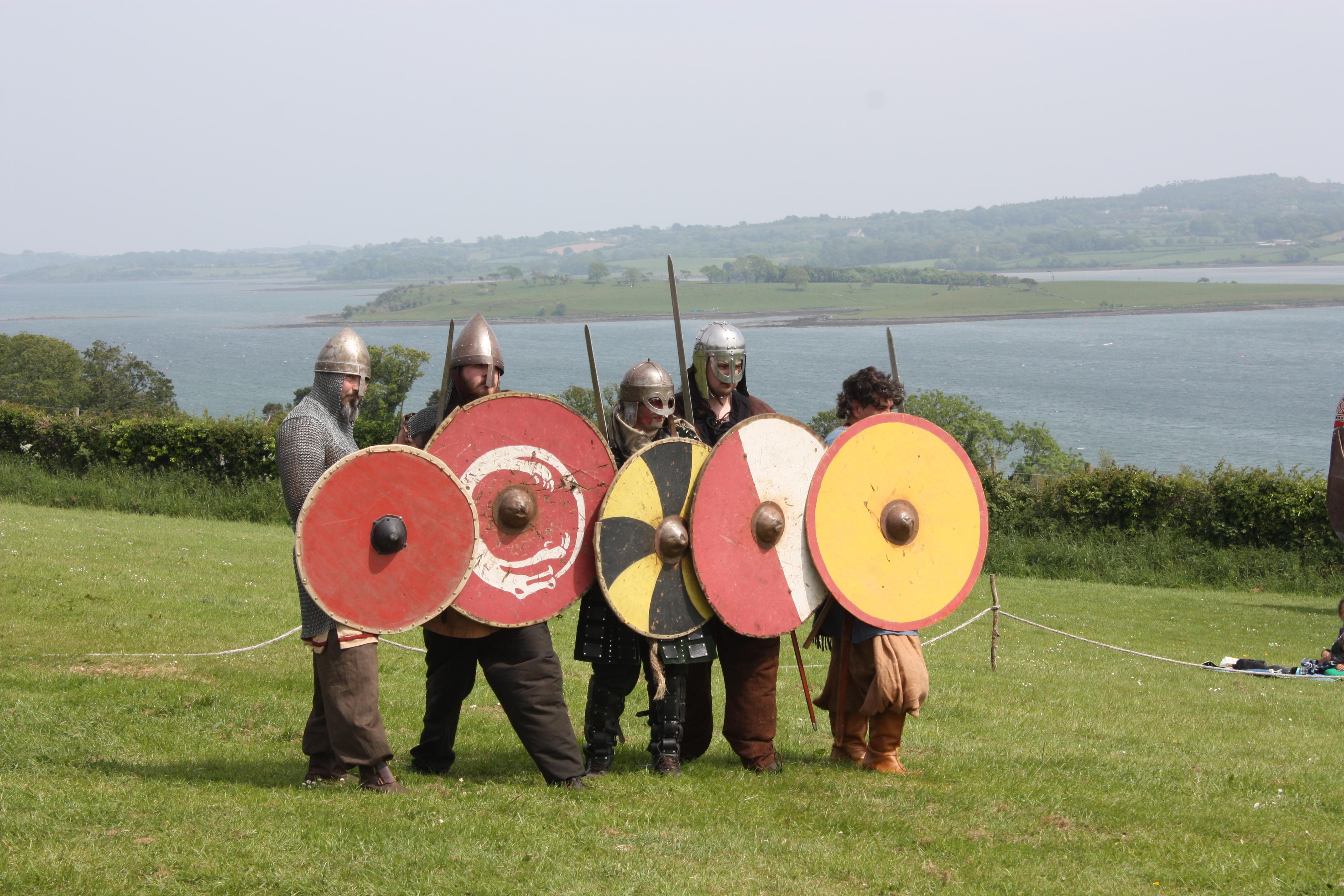 Ebba Bergkvist förklarar historien: Vikingar