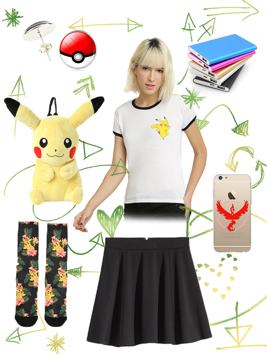 Pokemon outfit