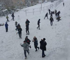 Det kalla kriget- Snöbolls edition