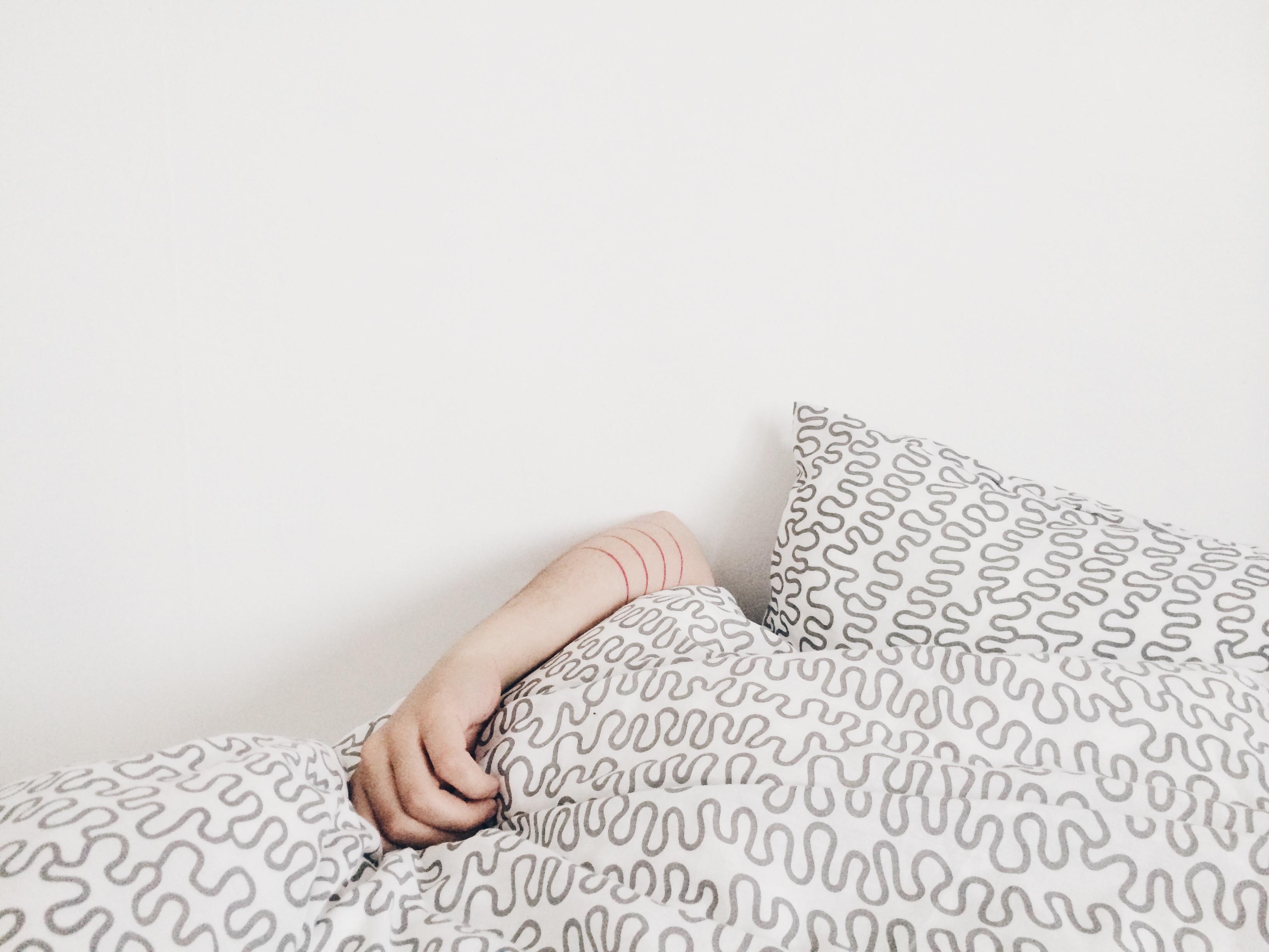 Prioritera sömn – må bra!
