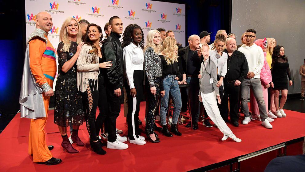 Melodifestivalen 2018: Finalen