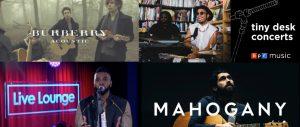 Youtube kanaler för musikälskare
