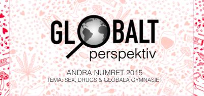Andra numret av Globalt Perspektiv