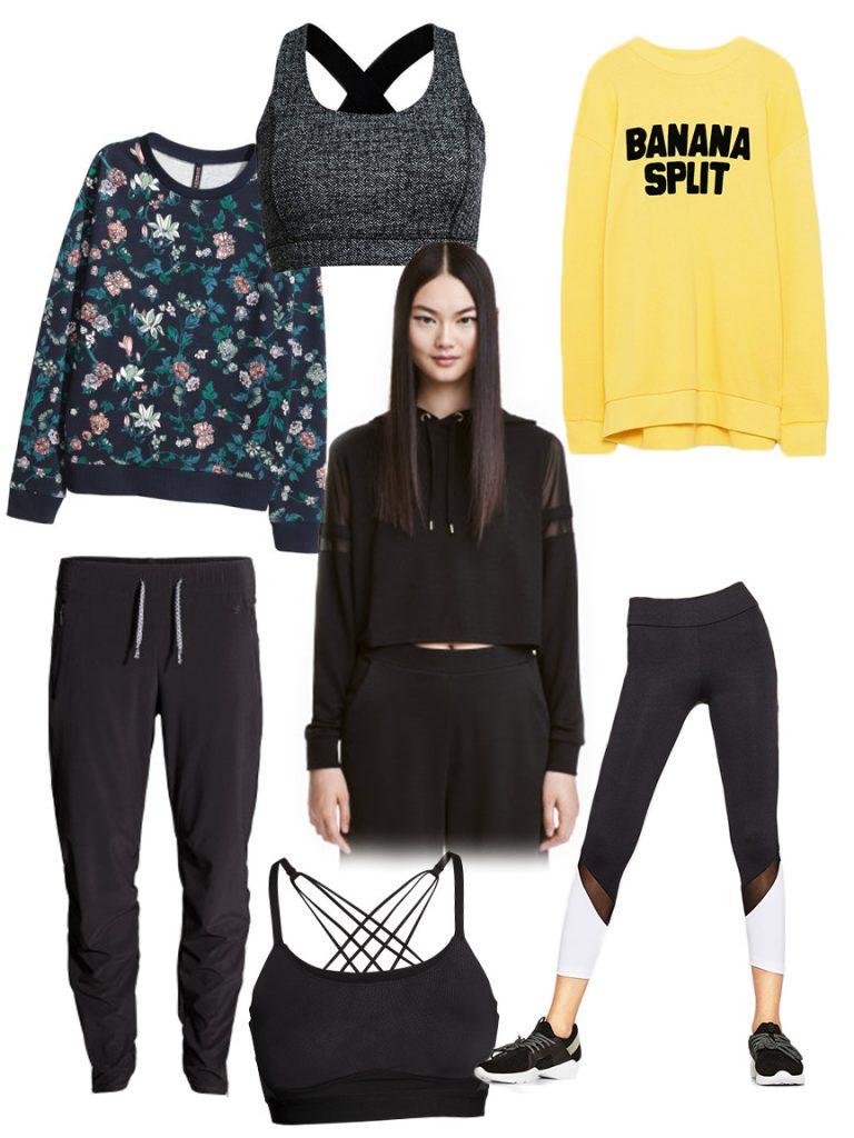 Outfit-Onsdag: Se ut som en träningsguru