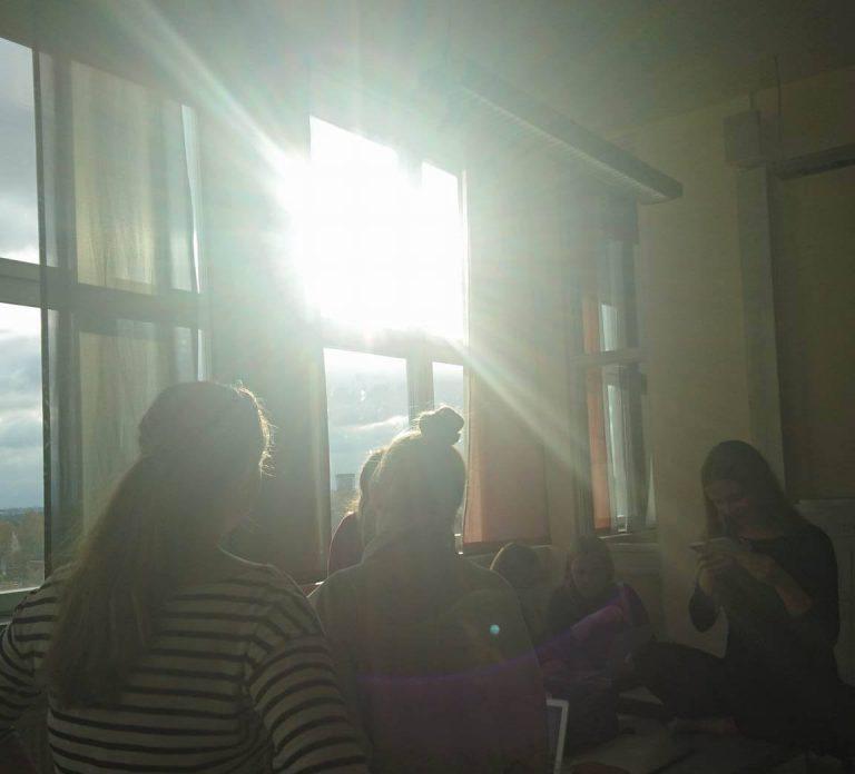 EFTERLYSNING: Har du sett solen?