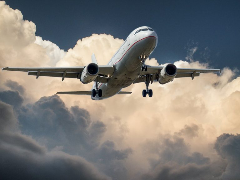 Sluta med Globalas ohållbara flygresor