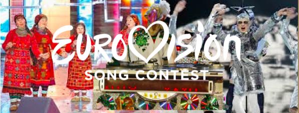 Eurovisionvecka: Topp 10 konstigaste låtarna